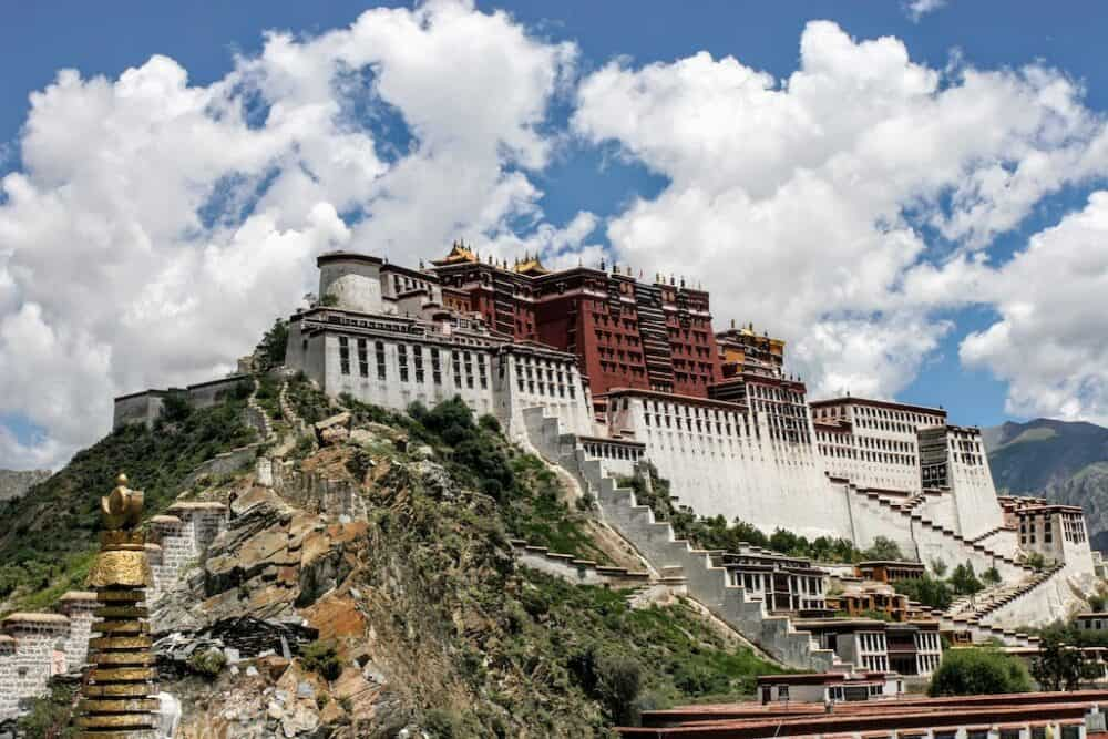 Lhasa - most beautiful places to visit in Tibet