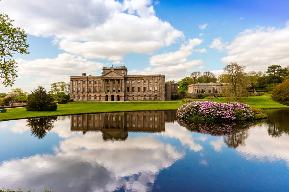 Lyme Park - places to visit in Chester