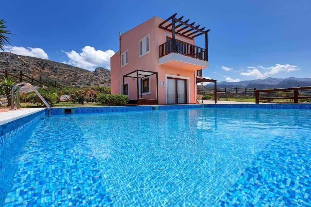 Milatos accommodation
