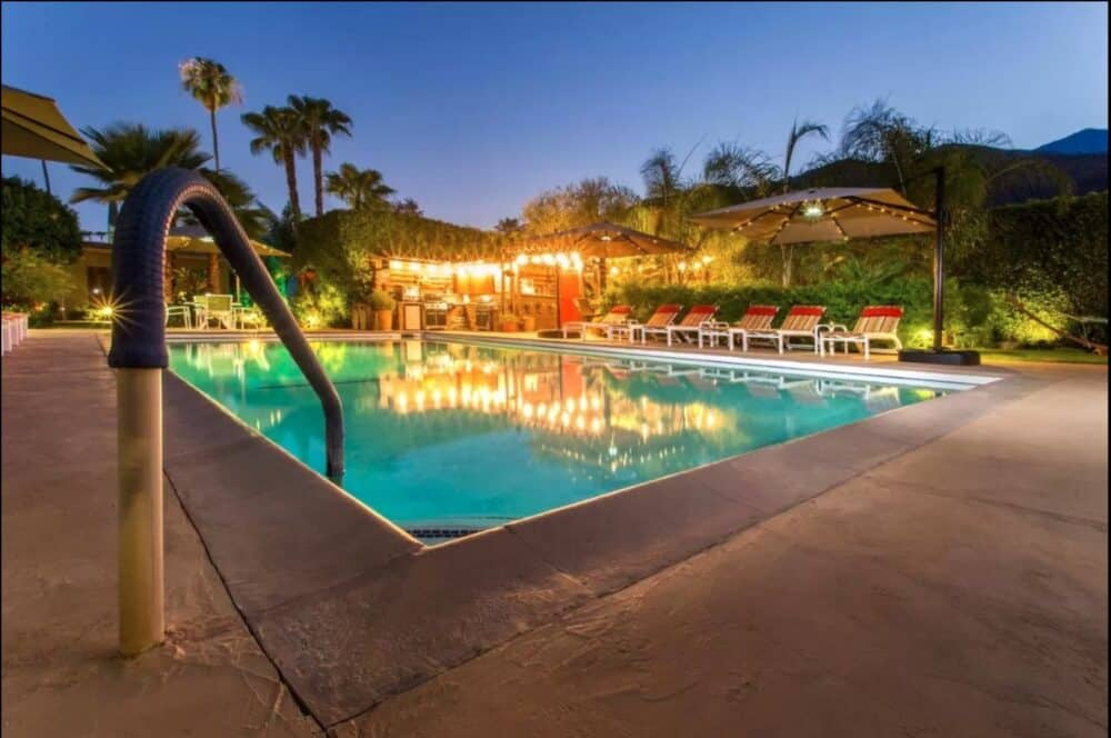 Most romantic hotels in Palm Springs