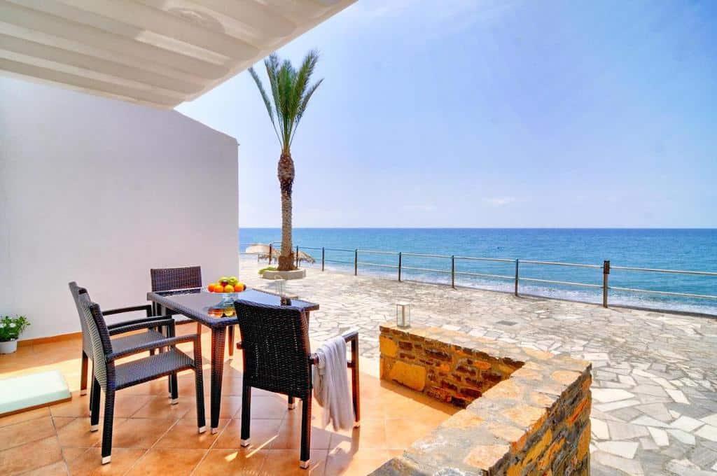 Myrtos hotel Crete