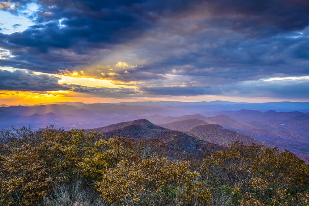 Northeast Georgia Mountains
