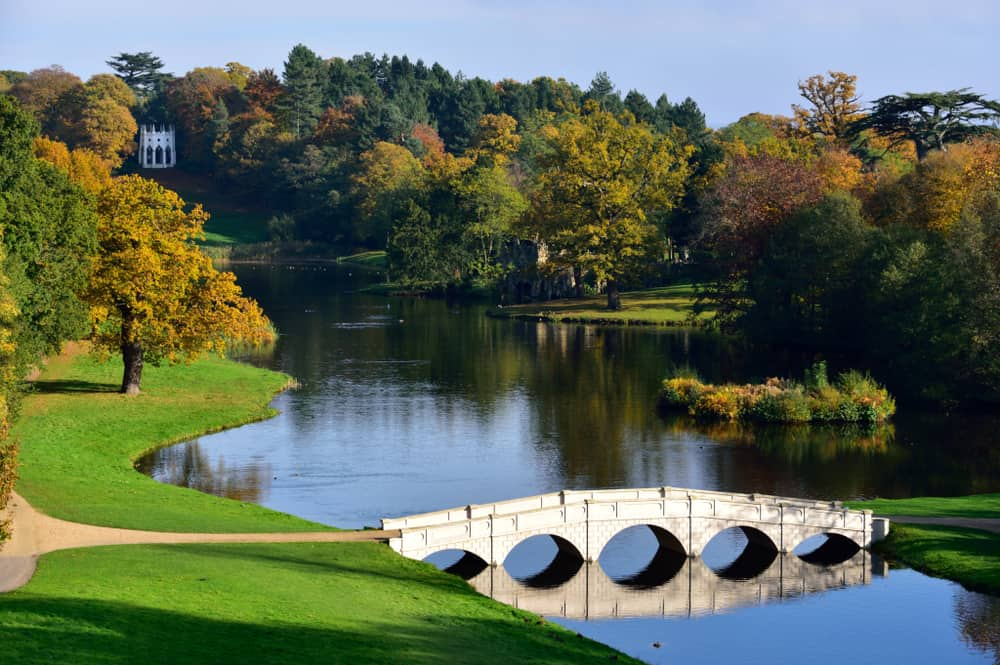 Painshill Park - places to visit in Surrey