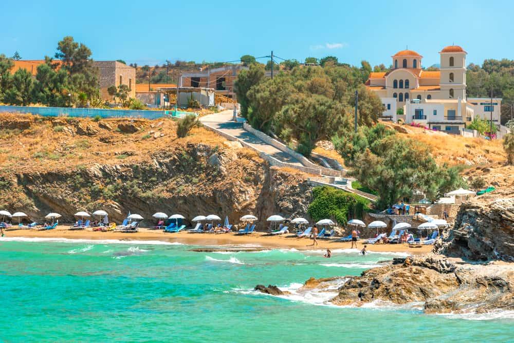Panormos Beach Crete