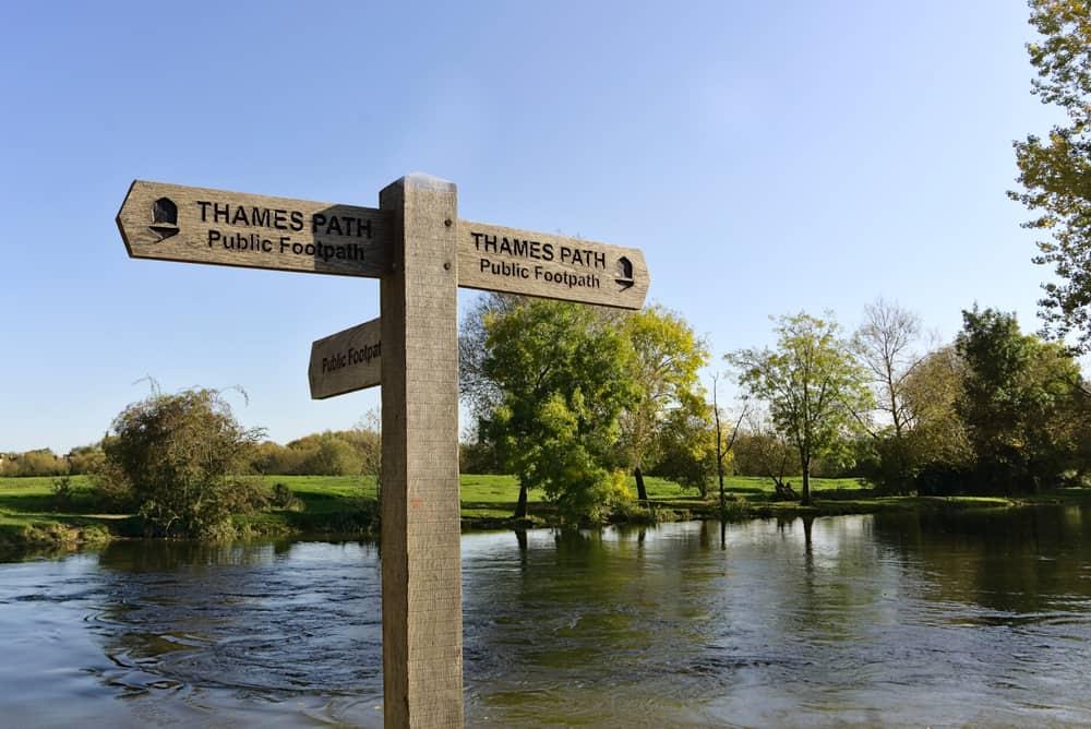 Port Meadow Oxfordshire