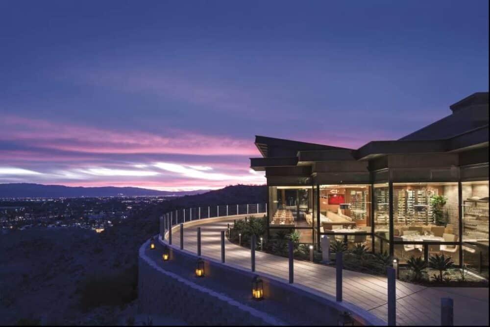 Romantic views Palm Springs