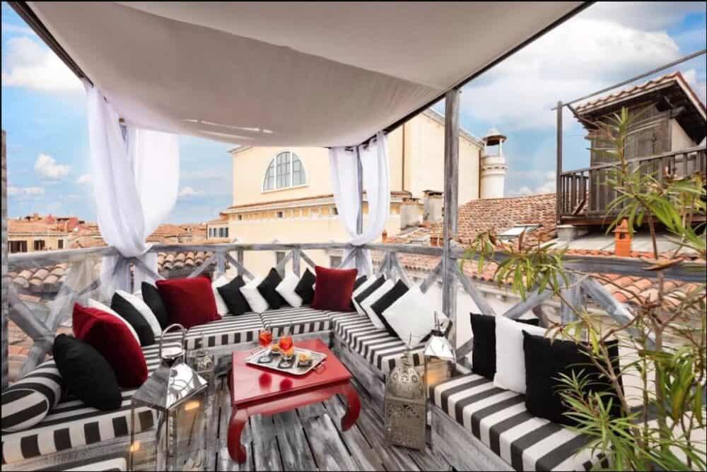 Romantic views Venice