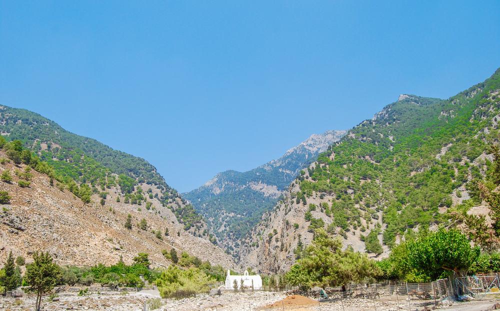 Samariá Gorge Crete