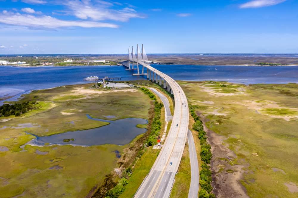 Sidney Lanier Bridge, Georgia