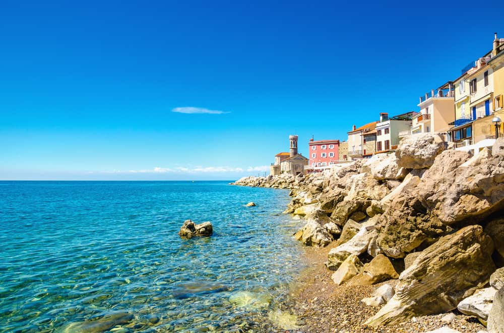 Slovenia Coastal Resort