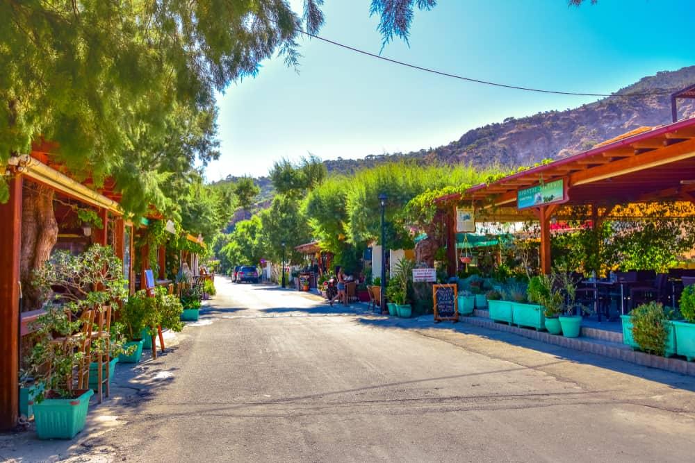 Sougia Village Crete