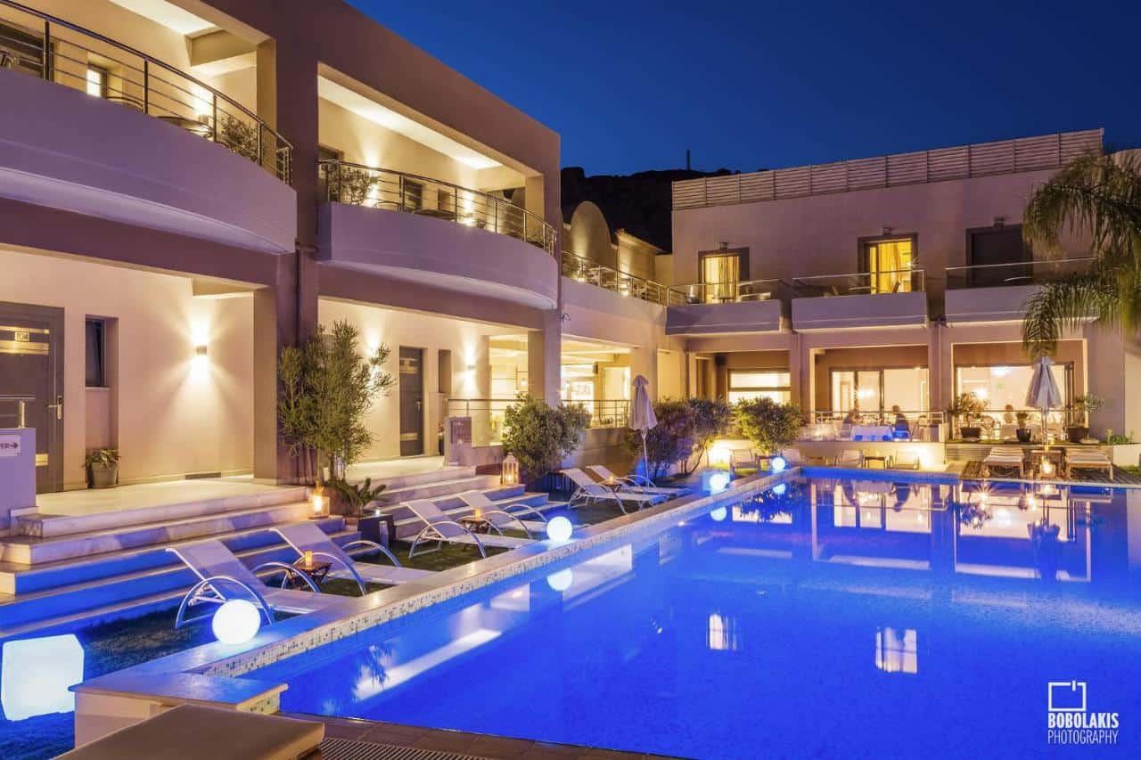 Sougia Hotel Crete