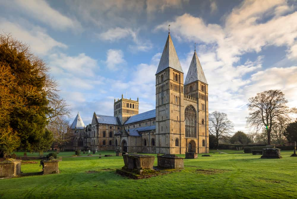 Southwell - best places to visit in Nottinghamshire