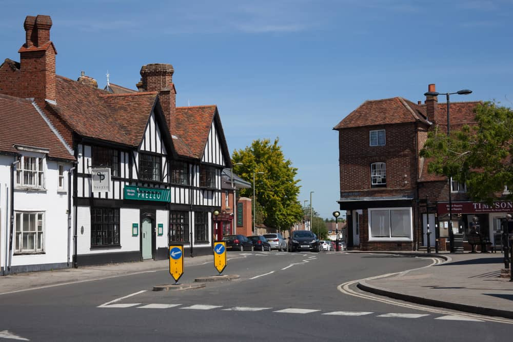 Thame - best places to visit in Oxfordshire