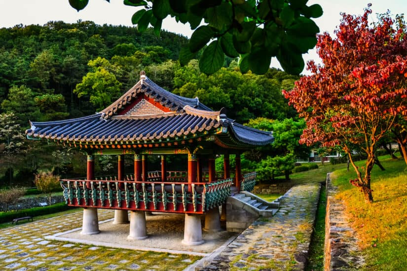 The best places to visit in South Korea