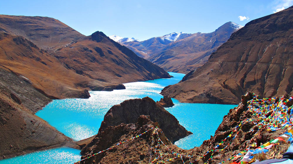 The most beautiful places to visit in Tibet