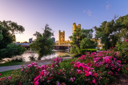 The most romantic hotels in Sacramento