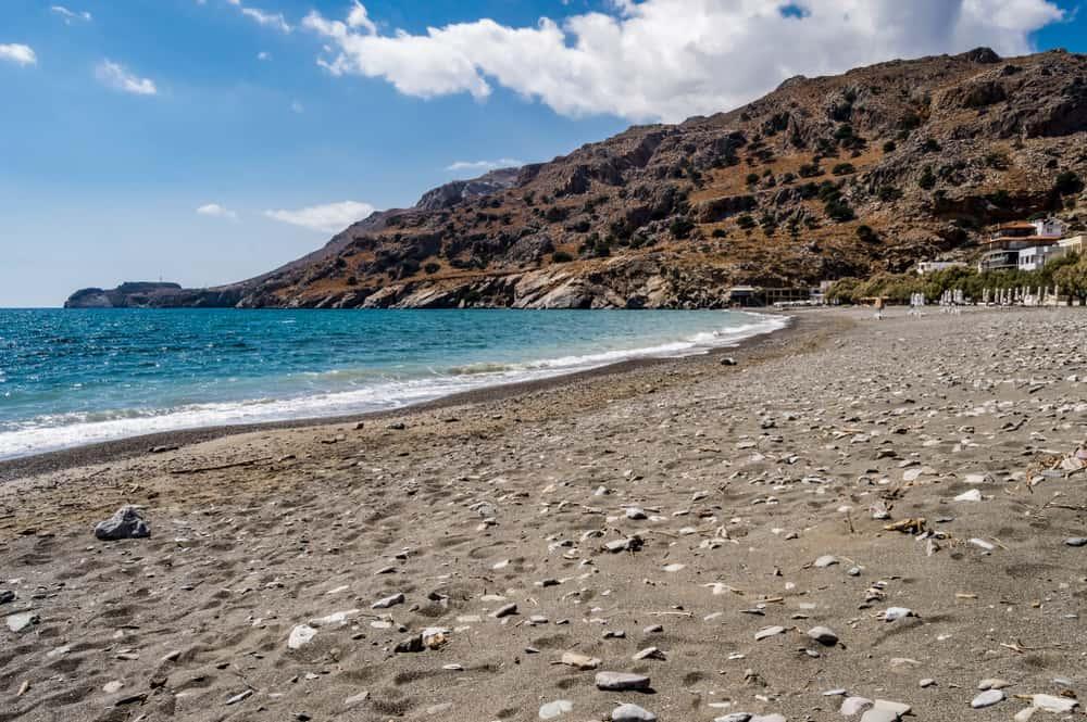 Tsoutsouros Beach Crete