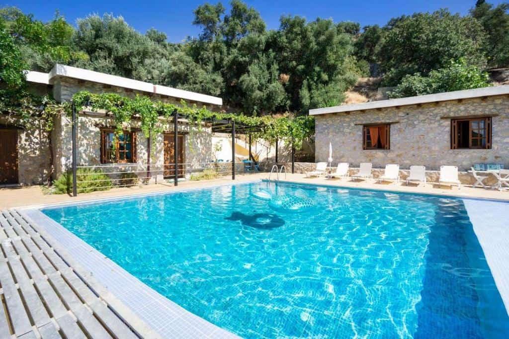 Villa near Elafonisi Crete