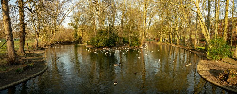 Wardown Park Bedfordshire