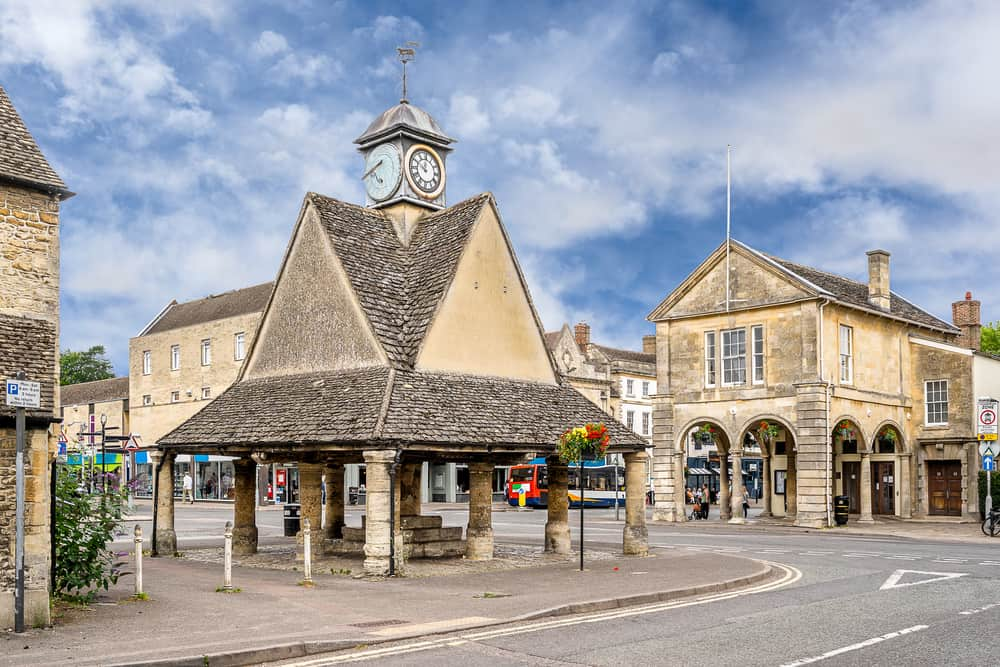 Witney - places to visit in Oxfordshire