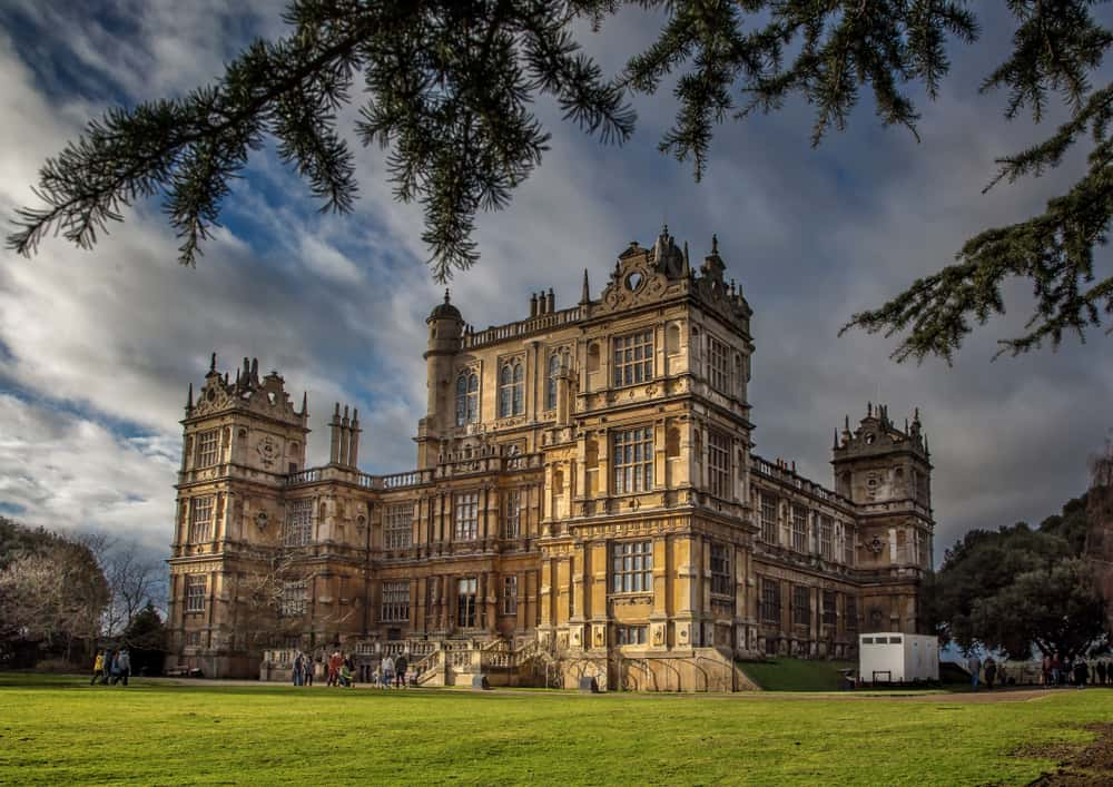 Wollaton Hall & Park Notts