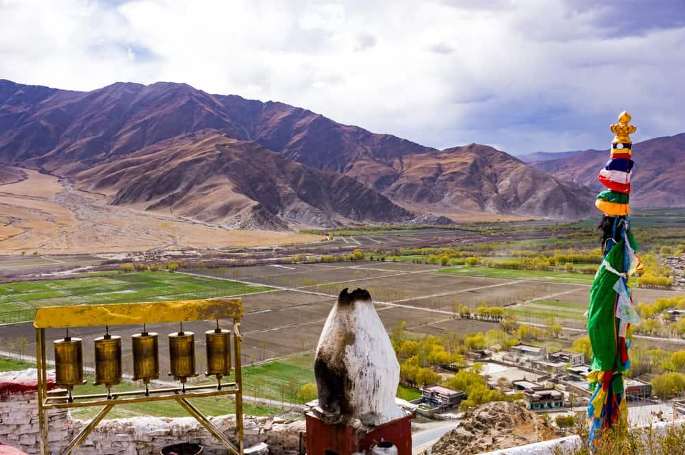 Yumbulakhang Tibet