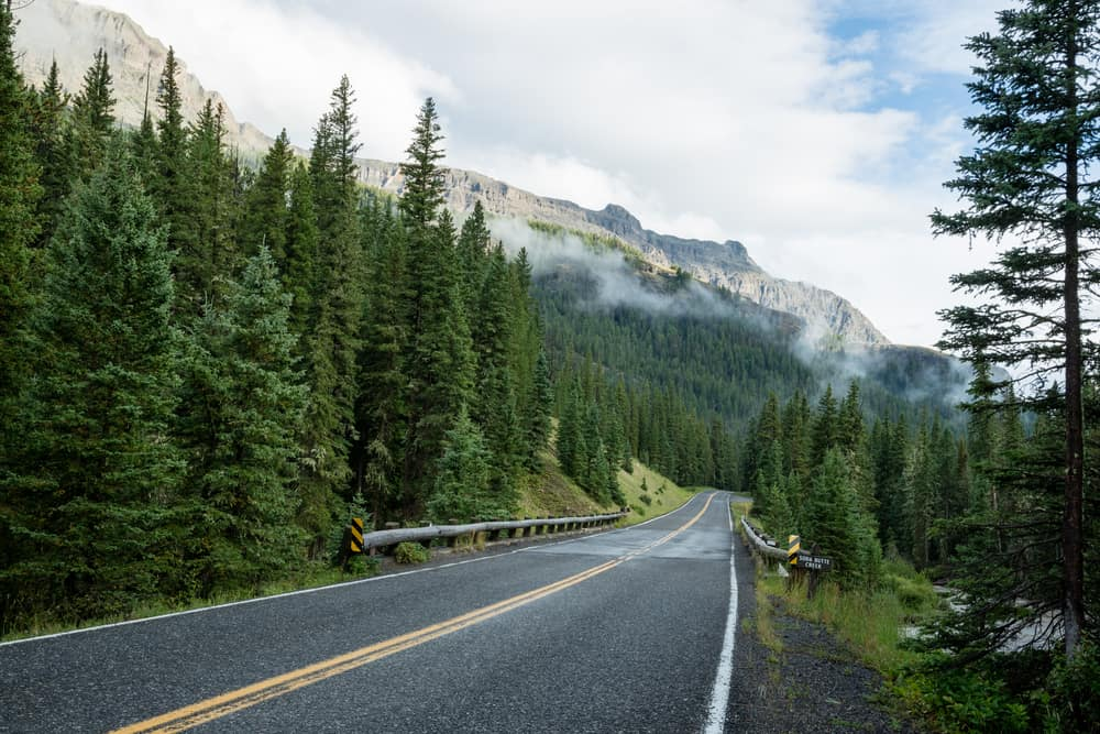 Beartooth Highway - best places to visit in Montana