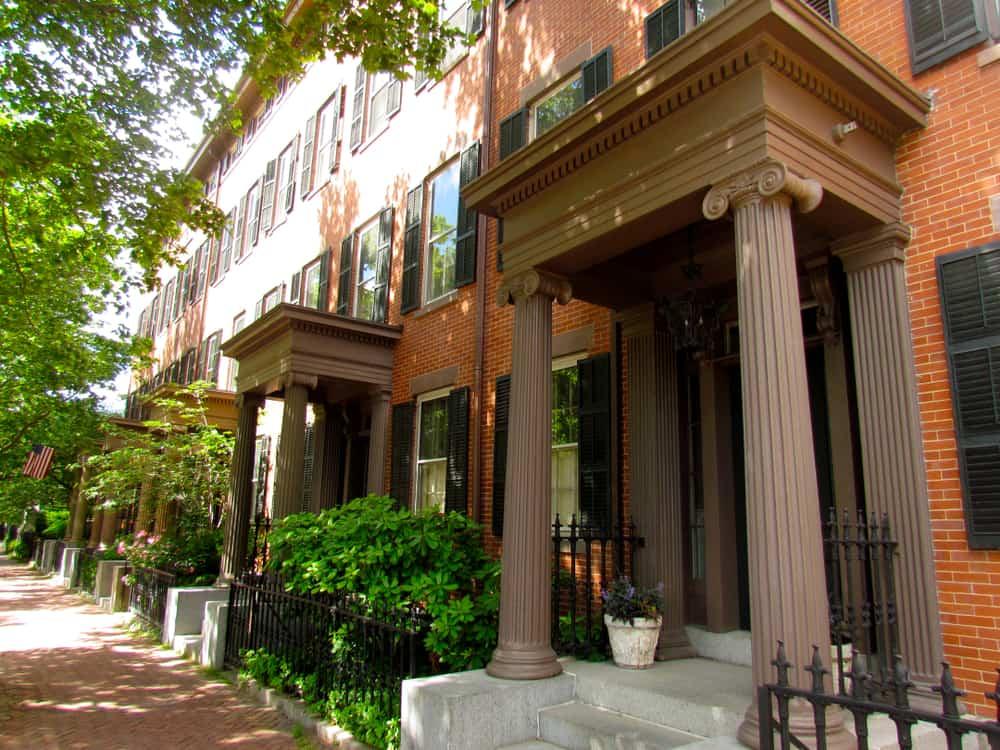 Benefit Street, Providence