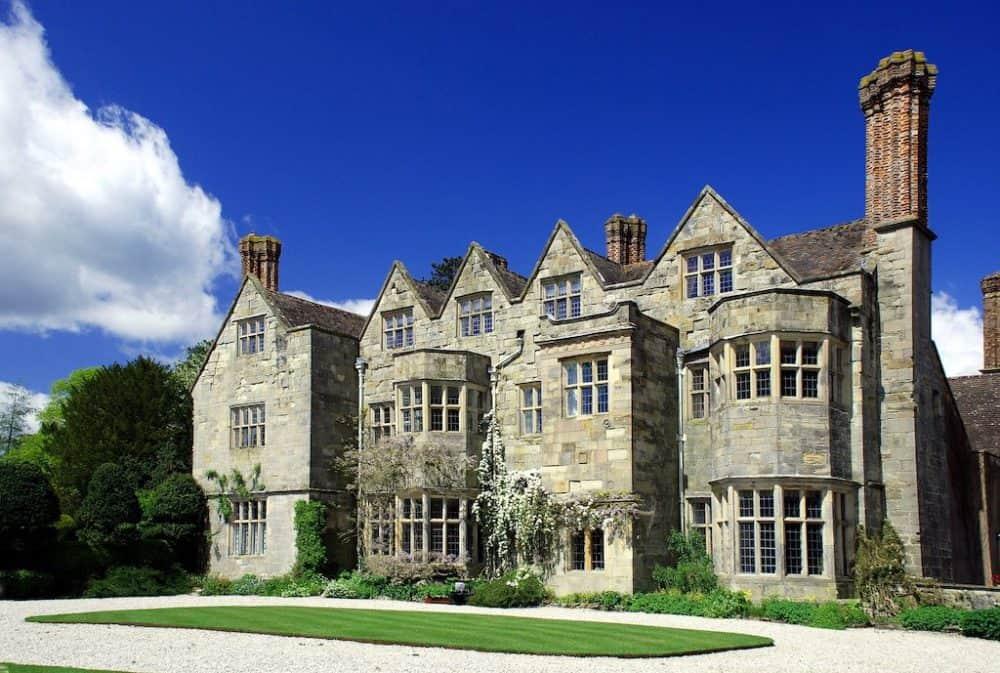 Benthall Hall Shropshire
