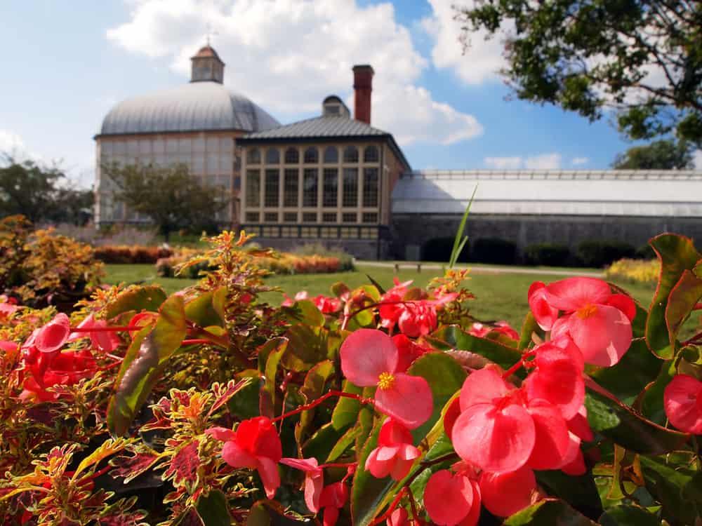 Botanic Gardens, Baltimore