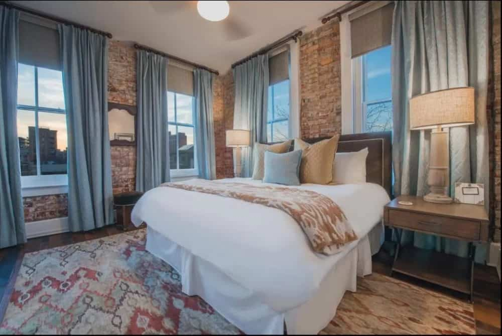 Boutique hotel in Asheville