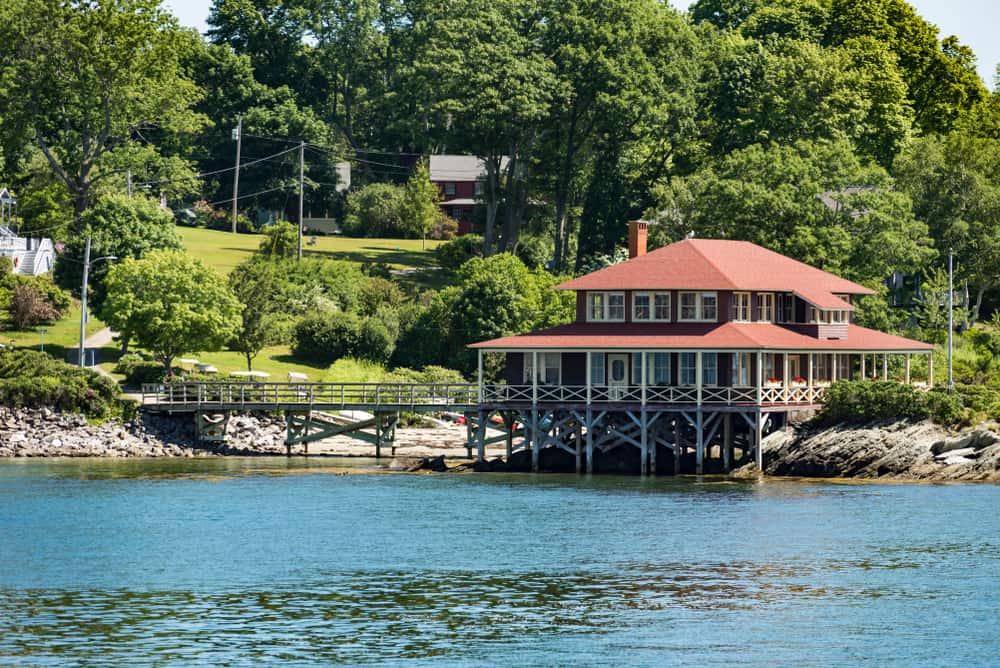 Casco Bay Islands Maine