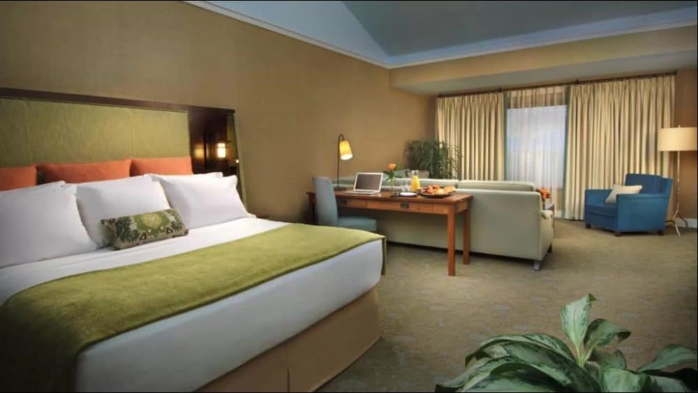 Chic adult hotels in Asheville