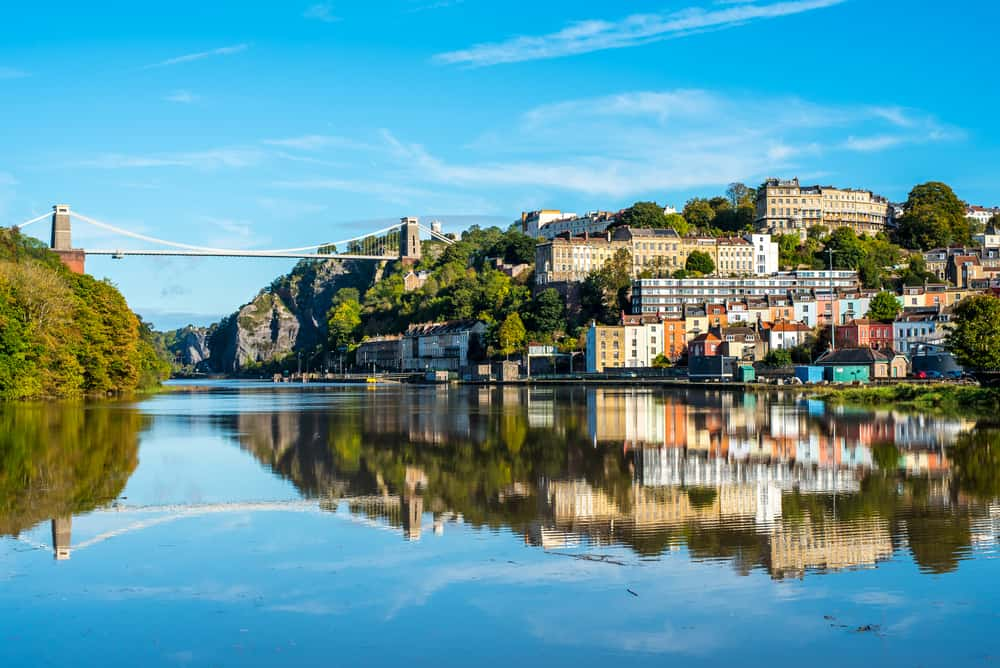 Clifton - best places to visit in Bristol