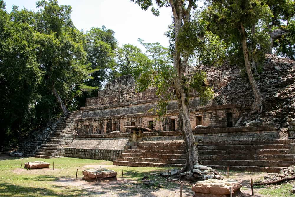Copan Ruins - amazing places to visit in Honduras