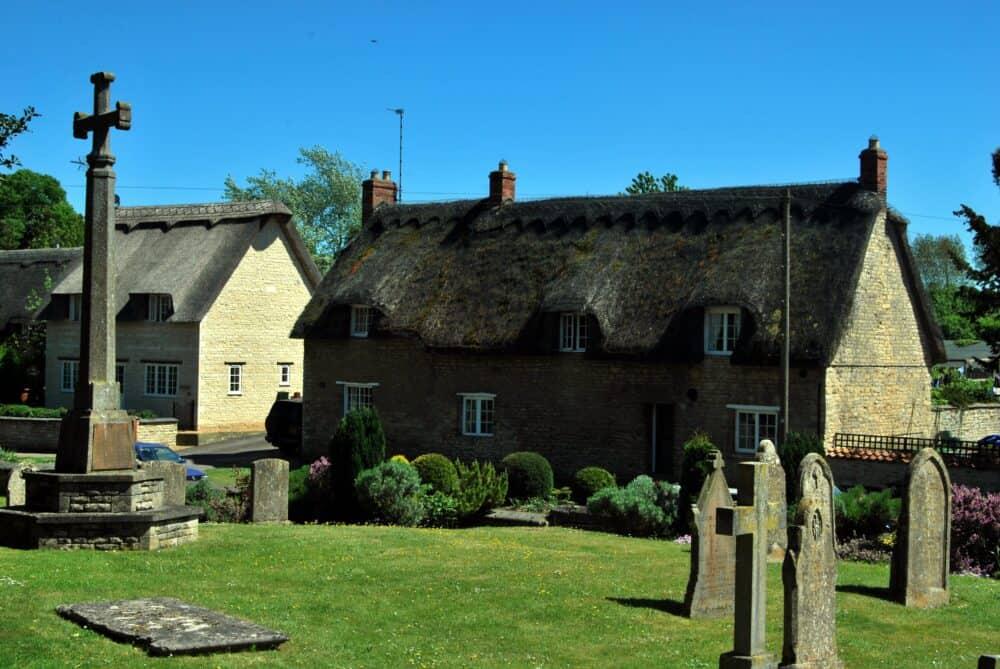 Cottesmore village Rutland