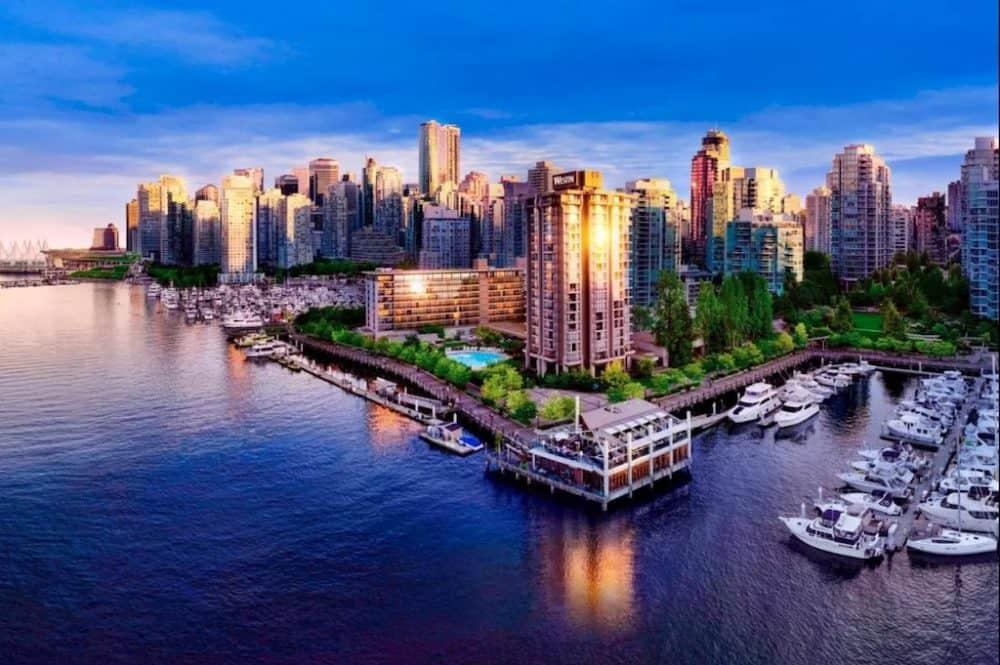 Couple getaway Vancouver