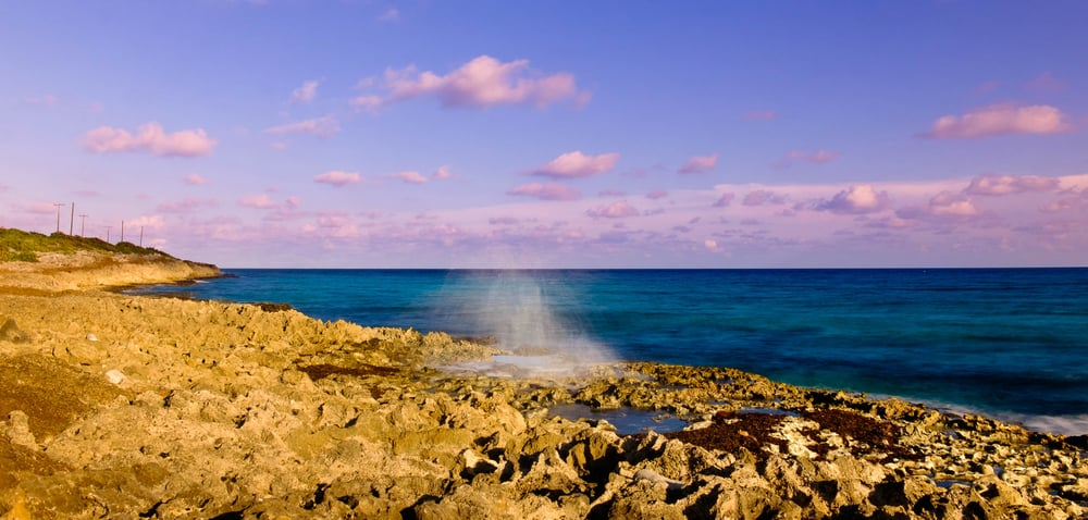 East End - beauty spots in the Cayman Islands