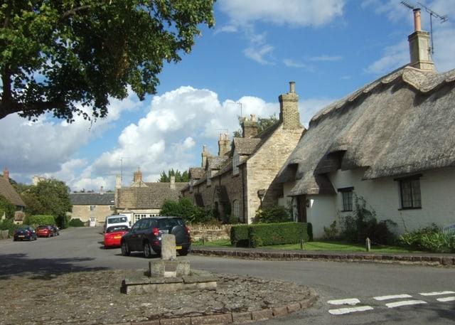 Edith Weston Village