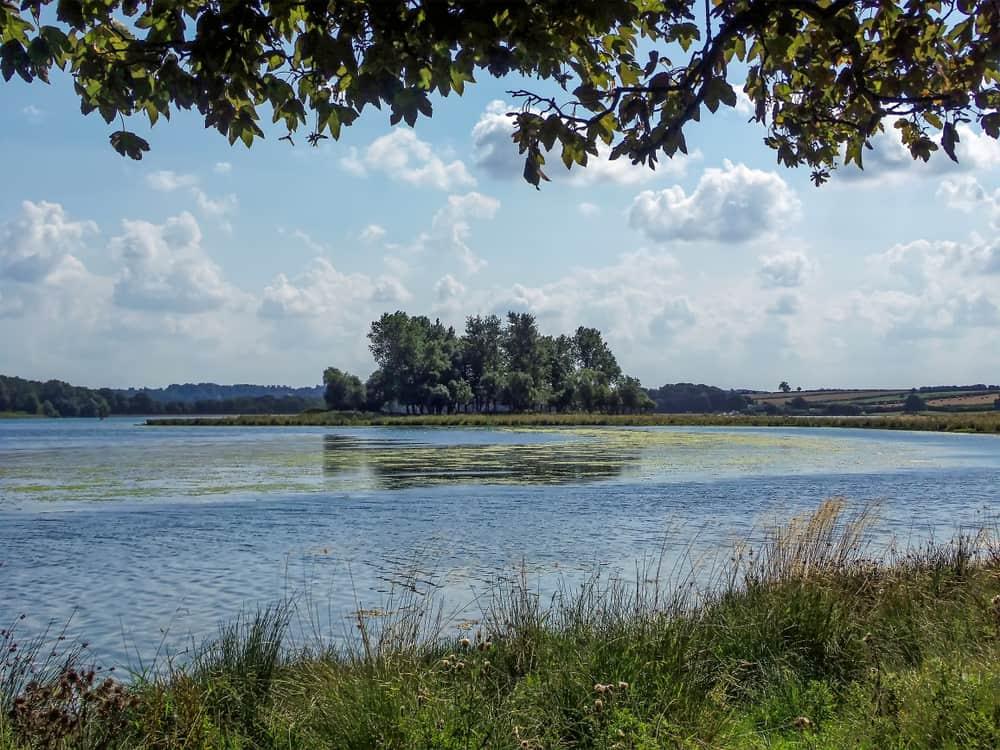 Eyebrook Reservoir Rutland