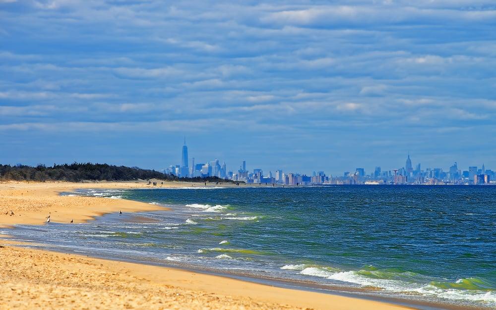 Gunnison Beach - beauty spots in New Jersey