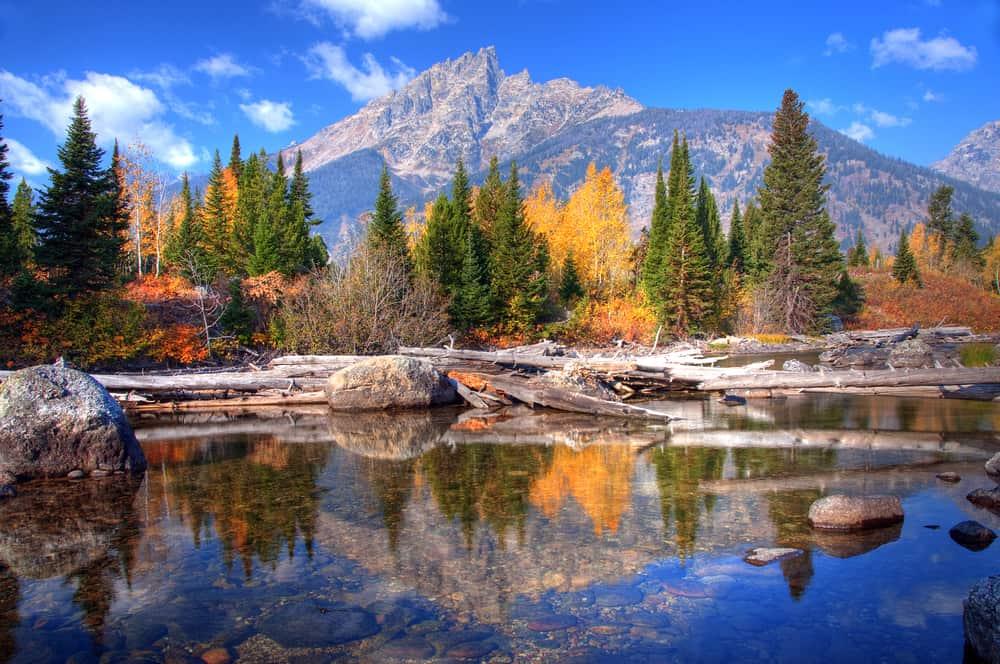 Jenny Lake - Wyoming