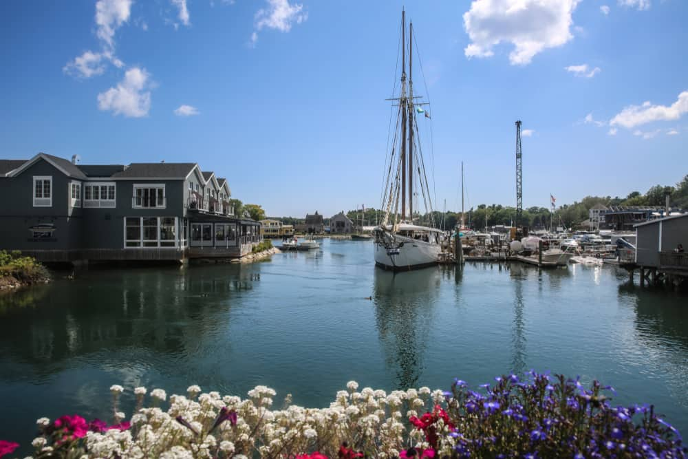 Kennebunkport - beautiful places to visit in Maine