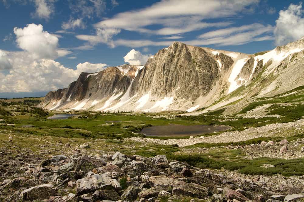 Medicine Bow Peak Wyoming