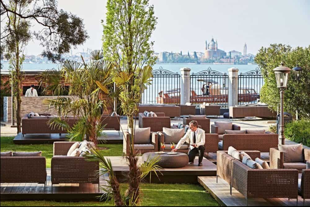 Modern romantic hotels Venice