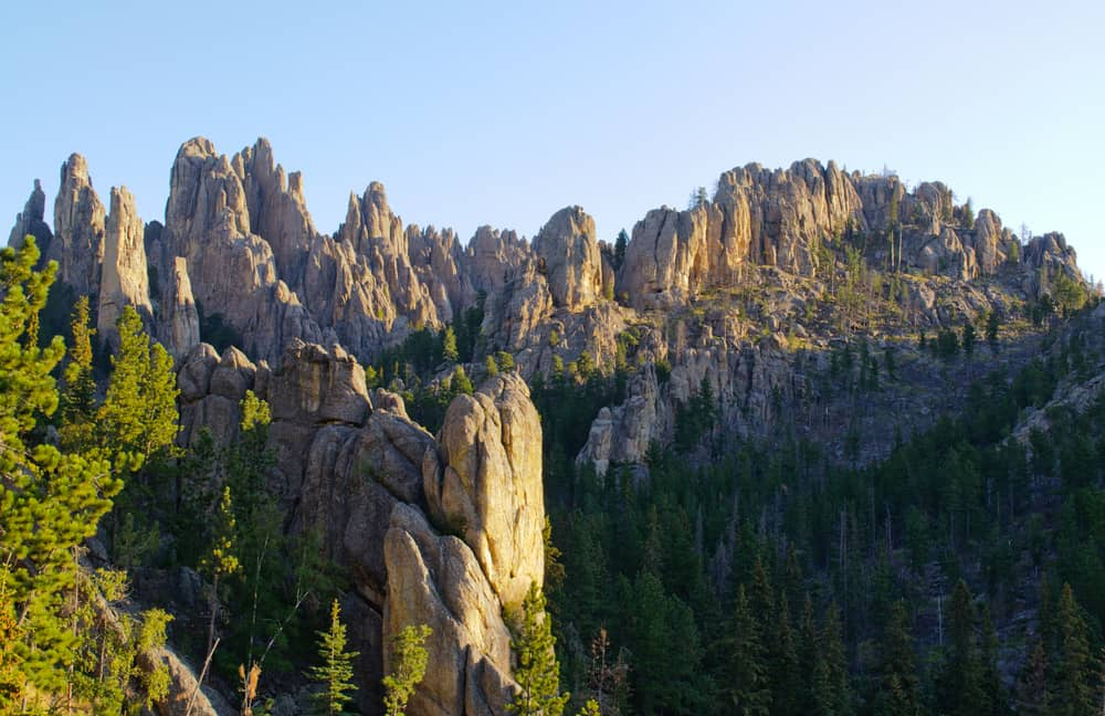 Needles Highway South Dakota