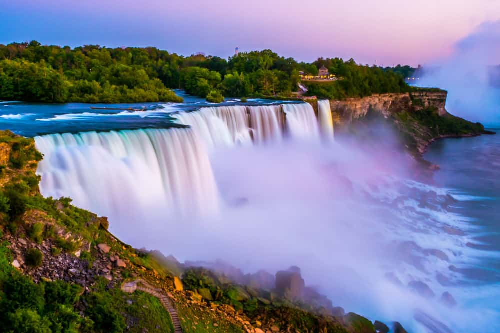 Niagara Falls - places to visit in NY State