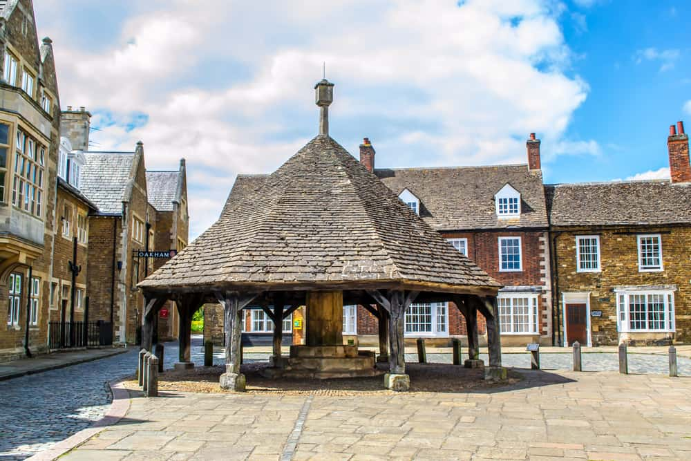 Oakham - places to visit in Rutland