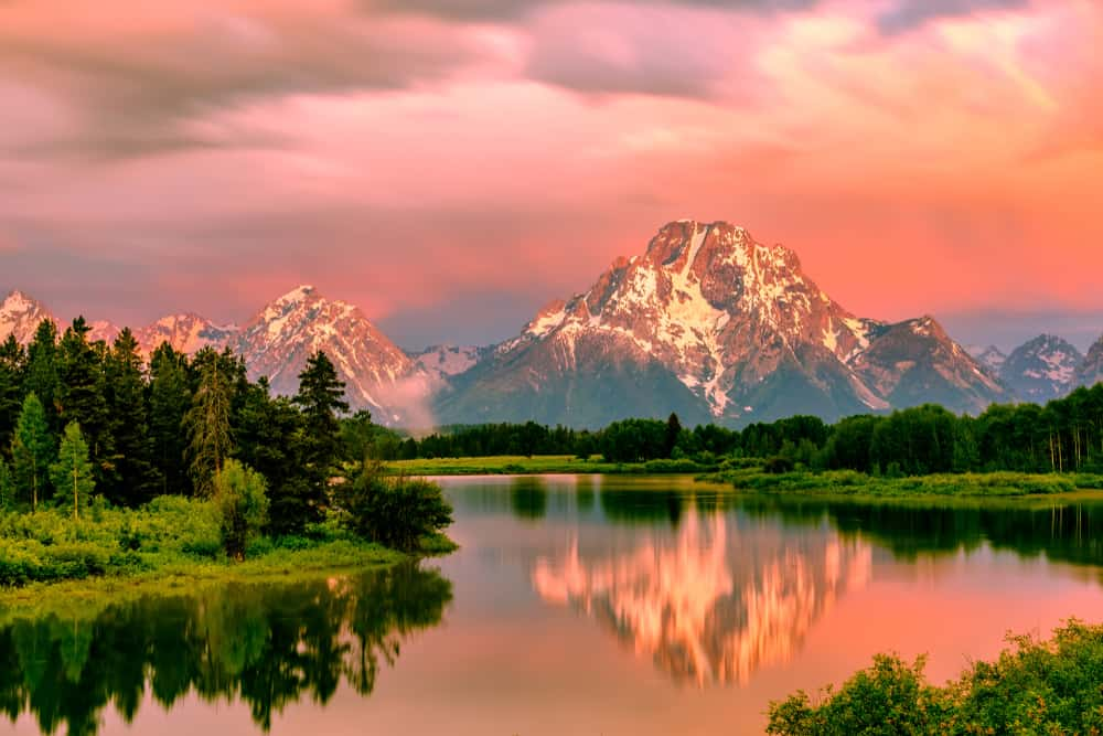 Oxbow Bend - Wyoming